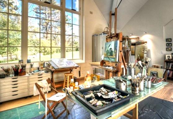 Аренда помещения для художественной студии